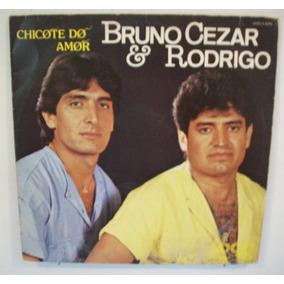 Vinil Lp Bruno Cezar & Rodrigo - Chocote Do Amor