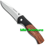 Canivete Tramontina Inox Cabo Alumínio E Madeira - 26369/103