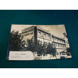 Antigua Postal Hotel Hamburgo San Clemente Del Tuyu