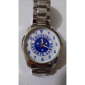 abe4398f15 Munhequeira Do Cruzeiro - Relógios no Mercado Livre Brasil