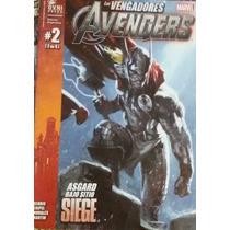 Los Vengadores - Asgar Bajo Siege #2