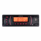 Rádio Automotivo Player Kx3 New Starmax Multimidia Usb Mp3