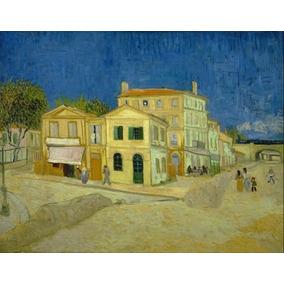 Vincent Van Gogh - La Casa Amarilla 1888 - Lámina 45x30 Cm.