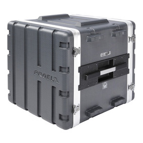 Rackera Proel Abs 10 Unidades De Rack Flying Case