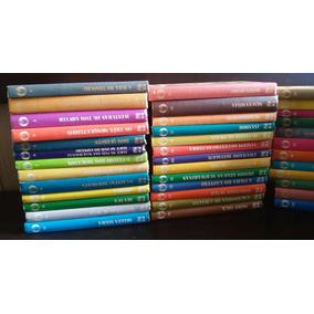 Coleção Clássicos Da Literatura Juvenil Completa - 50 Vol (a