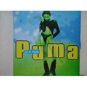 Puma - Do It Right 12 Single Vinil