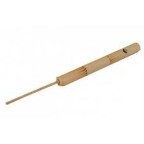Flauta De Embolo Bambu