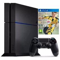 Consola Play 4 1215a 500gb Nueva Fifa 17 Fisico Devotostore