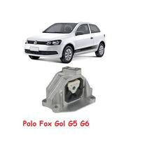 Calço Coxim Do Motor Polo Fox Gol G5 G6 - Novo