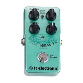 Tc Electronic Hypergravity Compres Pedal Para Guitarra