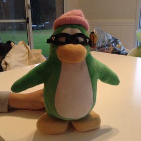 Peluche De Club Penguin Original Importado Traído De Usa