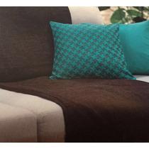 Manta De Sofá Em Chenile Grande1,60 X 2,20m Várias Estampas