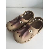 Croc Infantil Jacaré Usada Tam 29-30