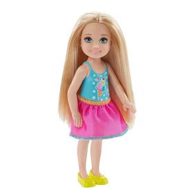 Boneca Barbie Família - Chelsea Club - Cinema Dwj27