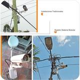 Modulo Exterior Camara Ip Bullet Antena Wifi Largo Alcance