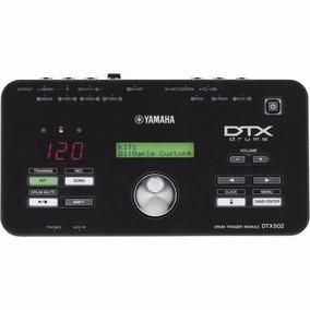 Modulo Para Bateria Hybrida O Electrica Yamaha Dtx 502 Nuevo