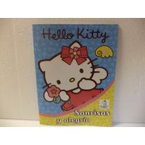 Hello Kitty Fiestas 10 Libros Colorear 16 Paginas Recuerdos