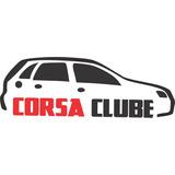 Adesivo Clube Do Corsa Club 22cm Diversas Cores A224