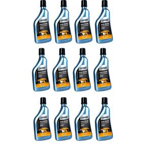 Kit 12 Polidores Com Abrasivos Para Polimento Cristalizado