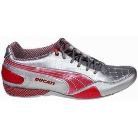 Tenis Puma Ducati Piel Talla 5.5 Mex Original