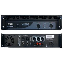 Amplificador Potencia Sound Xtreme Sxp 400 Uso Pro 800w Cjf