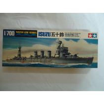 Kit Da Tamiya Isuzu Cruzador Japonês Escala 1/700