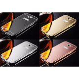 Case Capinha Bumper Aluminio Espelhada Samsung Galaxy Note2