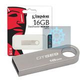 Memoria Usb Kingston 16 Gb Datatraveler Se9 Plata
