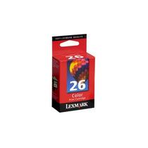 Cartucho Lexmark 10n0026 Z13/z23/z25/z33/z35/z605 X75 Color