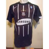 Camiseta Corinthians Brasil 2006 Nike Carlitos Tévez #10 L
