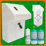 Planta Ozono Sani Salud - Filtro Agua+3 Cartucho G R A T I S