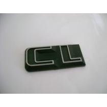 Emblema Logotipo Cl Gol Parati Voyage Santana Original Vw