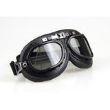 Óculos Goggle Aviador Bobber/vintage/caferacer/antigas