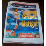 Colo-colo 2006 Campeon, Diario Las Ultimas Noticias (2) Colo