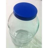 Frasco, Pote, Botella De Vidrio De Un Galon (aprox 4 Litros)