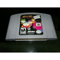 South Park Chef Luy Shack Para Nintendo 64,excelente Titulo