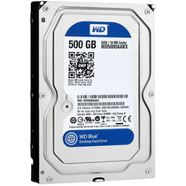 Disco Rigido 500gb Blue Wd Western Digital 16mb Sata 3 Mexx