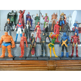 Marvel Figurine Collection - Várias Miniaturas Marvel