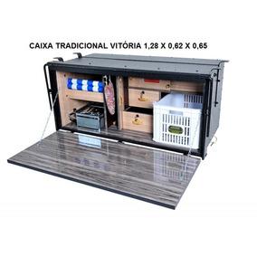 Caixa De Cozinha Caibi Para Caminhão Tradicional Vitória