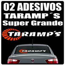 2 Adesivos Taramps Super Grande
