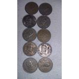 Monedas Antiguas De 20 Centavos De 1974
