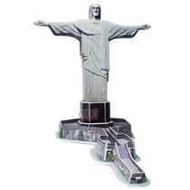 Lembrança Do Cristo Redentor Quebra Cabeça 3d Puzzle Viagem
