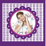 Kit Imprimible Violetta, Invitaciones, Banderines, Deco