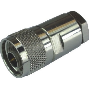 Conector N-macho Rgc 213 ( 10 Peças ) -