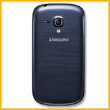 Tapa Bateria Samsung I8190 Galaxy S3 Mini Azul Carcasa