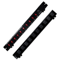 Rack Multicontacto 10 Salidas Con Proteccion Nuevos E-xaris