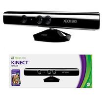 Pronta Entrega Kinect Xbox 360 + Kinect Adventure Promoção