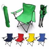 Silla Plegable Estuche D Transporte Obsequio Regalo Camping