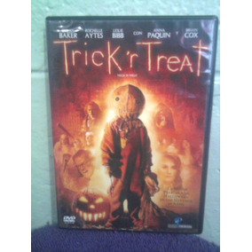 Dvd Trick Or Treath Gore Serial Killer Usado Jason Freddy