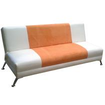 Sofa Cama De 3 Posiciones Futon Reclinable Salas Demar